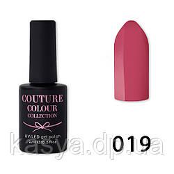 Гель-лак Couture Colour №019, 9 мл