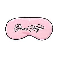 """Маска для сна и отдыха """"Good Night Pink"""". Маска для сна и релакса, фото 1"""