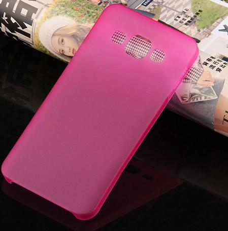 Чехол для Samsung Galaxy A7 A7000. 3 мм ультра тонкий