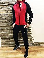 Комплект Under Armour bicolor черно-красный