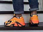 Мужские кроссовки Adidas Streetball (оранжевые), фото 4