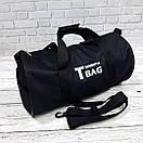 Спортивная сумка бочонок Triumph Bag, фото 2