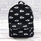 Рюкзак с принтом кросовок Nike, фото 2