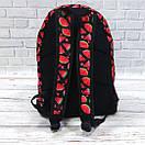 Рюкзак с принтом Арбуз, фото 3