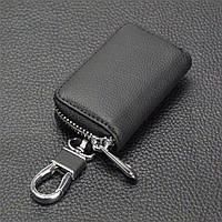 Ключница чехол для автомобильного ключа BK 000363 Black. Ключниця чохол для ключів
