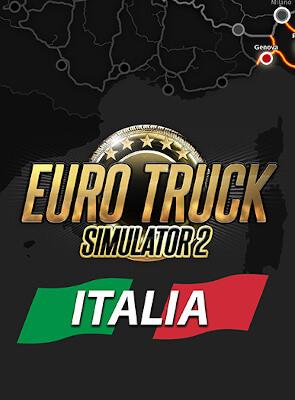 Euro Truck Simulator 2 - Italia DLC (PC) Электронный ключ