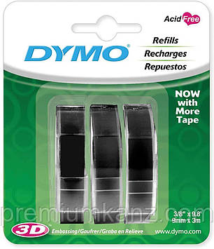Стрічка для механічного принтер DYMO Omega