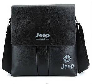 Мужская сумка Jeep Buluo Star черная