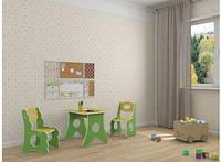 Детский стульчик и стол Ст 30