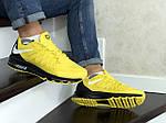 Мужские кроссовки Nike Air Max 2015 (желтые), фото 3