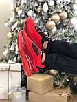 Мужские кроссовки Air Max AM98720 (красные) - термо, фото 2