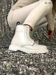 Женские зимние ботинки Dr. Martens (белые), фото 2