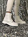 Женские зимние ботинки Dr. Martens (белые), фото 4