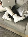 Женские зимние ботинки Dr. Martens (белые), фото 6
