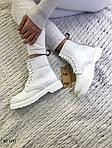 Женские зимние ботинки Dr. Martens (белые), фото 9