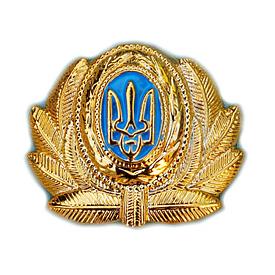 Кокарда генеральская (парадная, пластик)