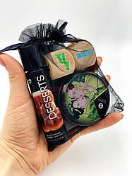 Подарочный набор в мешочке ( 5 позиций)