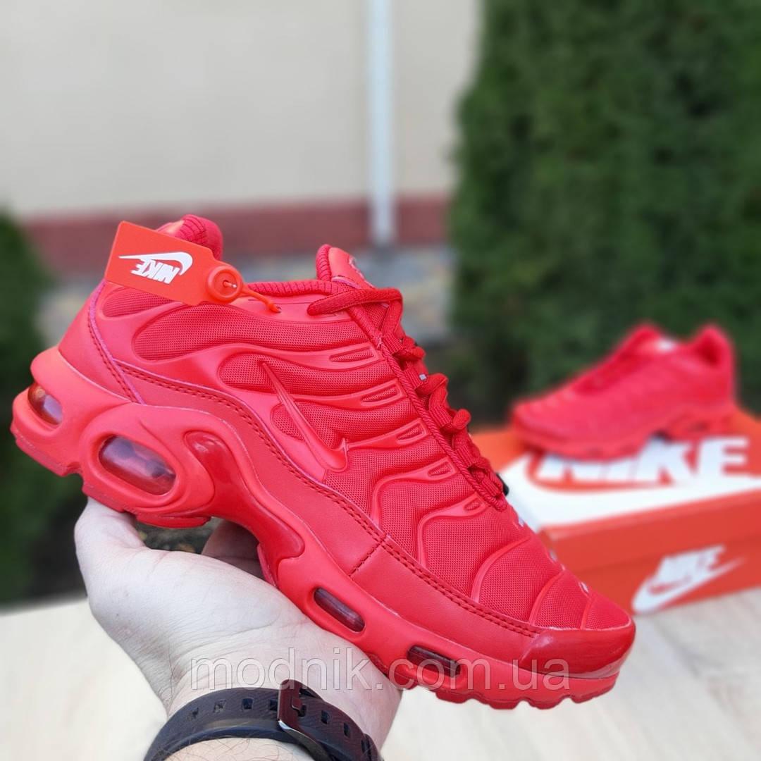 Мужские кроссовки Nike TN Plus (красные)
