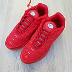 Мужские кроссовки Nike TN Plus (красные), фото 5