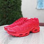 Мужские кроссовки Nike TN Plus (красные), фото 7