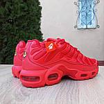 Мужские кроссовки Nike TN Plus (красные), фото 8