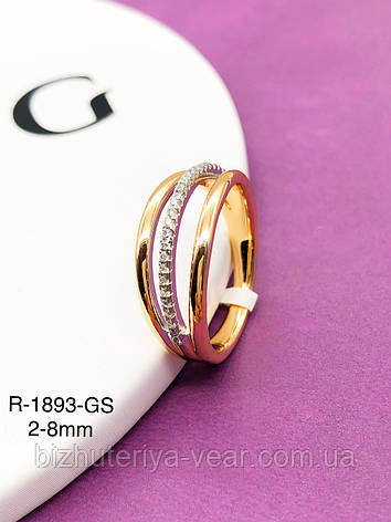 Кольцо R-1893(6,7,8,9), фото 2