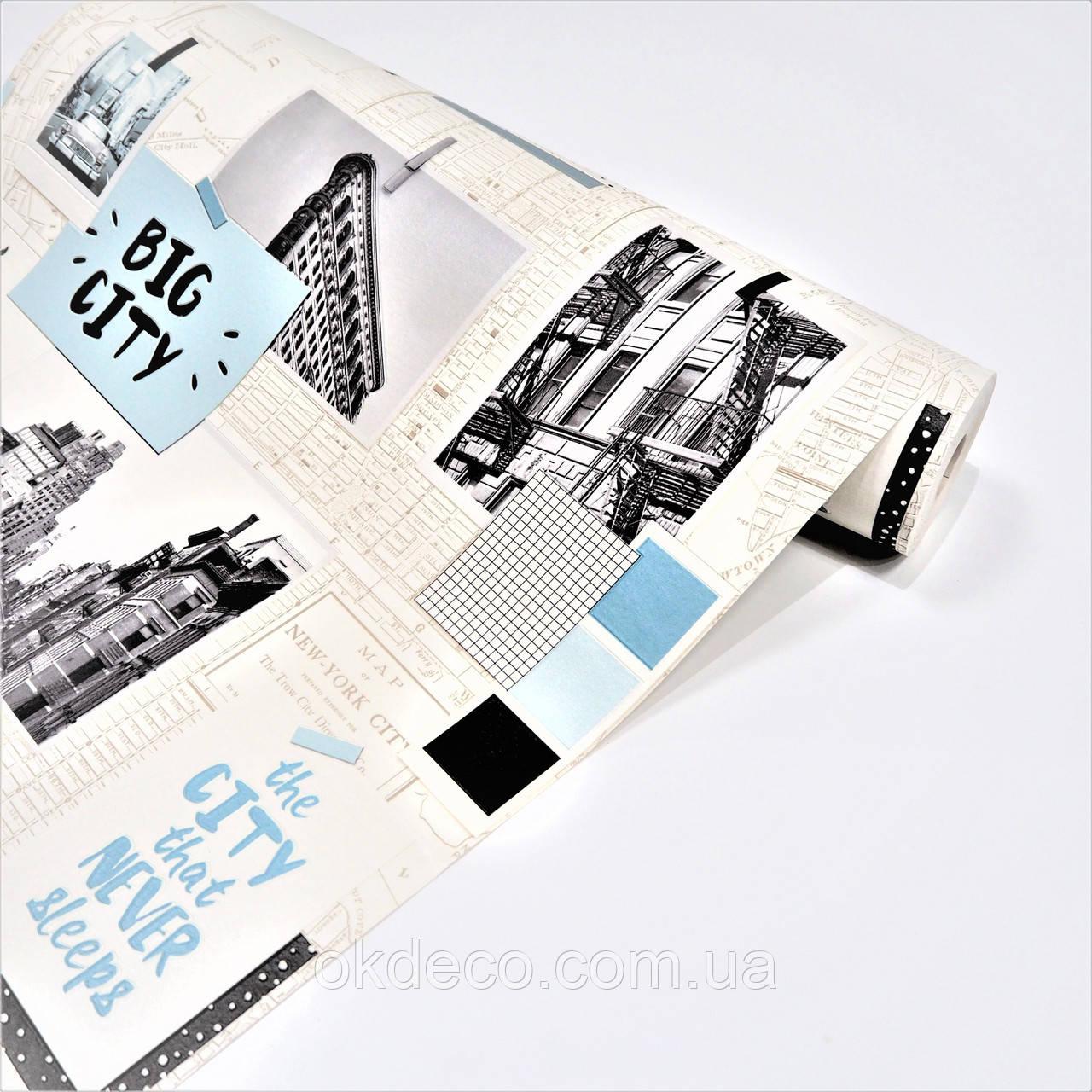 Обои виниловые на бумажной основе Sintra Decoration 403617