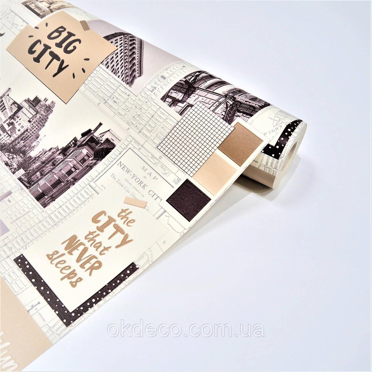 Обои виниловые на бумажной основе Sintra Decoration 403624
