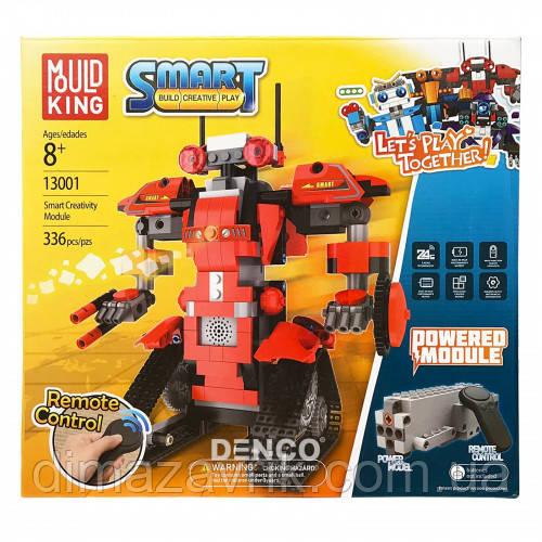 """Конструктор MOULD KING13001 (Аналог Lego Technic) """"Боевой робот"""" 336 деталей"""