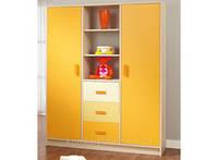 Шкаф в детскую ШДФ 11