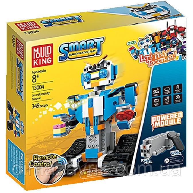 """Конструктор MOULD KING13004 (Аналог Lego Technic) """"Боевой робот"""" 349 деталей"""