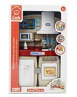Кухня 3032 свет/муз, мебель, посуда, в кор.19*9*29см