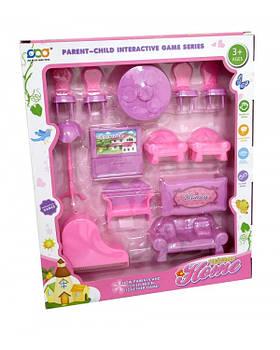Набор мебели для кукол 666-201, в кор. 28*23,5 см