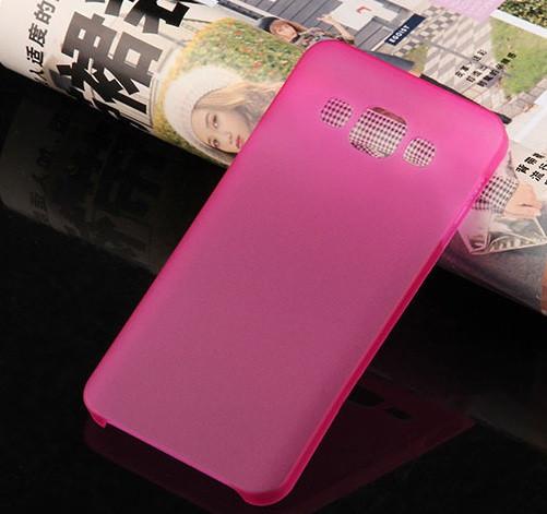 Чехол для Samsung Galaxy A5 A5000 3 мм ультра тонкий