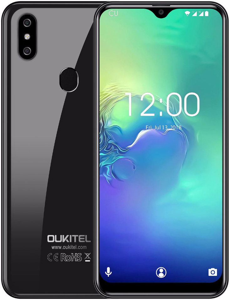 Oukitel C15 Pro Plus | Черный | 3/32Гб | 4G/LTE | Гарантия