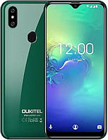 Oukitel C15 Pro + | Зелёный | 3/32Гб | 4G/LTE | Гарантия, фото 1