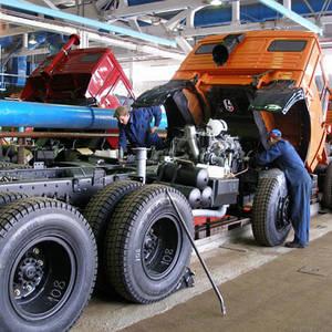 ремонт и техническое обслуживание грузовиков