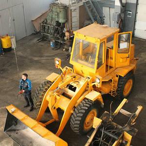 ремонт и техническое обслуживание строительной, дорожной и карьерной спецтехники