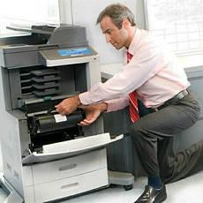 Ремонт печатной и копировальной техники