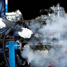 Услуги по очистке и восстановлению автомобильных деталей