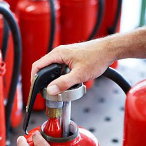 техническое обслуживание и ремонт огнетушителей