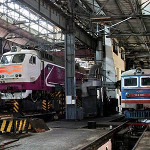 ремонт и техническое обслуживание железнодорожной техники