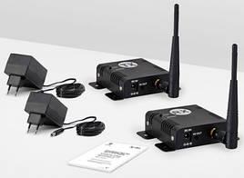 Комплект беспроводной передачи видеосигнала AIR-2000
