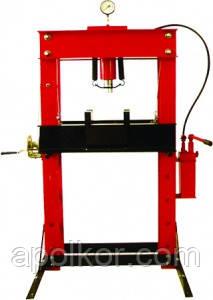 Пресс напольный гидравлический ручной 50 т. ZX0901H