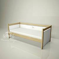 """Кровать подростковая """"City white"""", фото 1"""