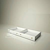 """Ящики подкроватные """"City white"""", фото 1"""