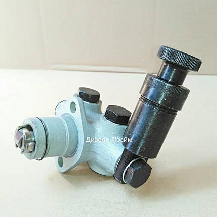 Топливный насос низкого давления ТННД СМД-60, Т-150, Т-25, Т-40, Т-16 21.1106010. Подкачка топлива, фото 2
