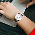 Geneva Женские часы Geneva Steel Silver, фото 6