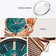Shengke Женские часы Shengke Summer Green, фото 5