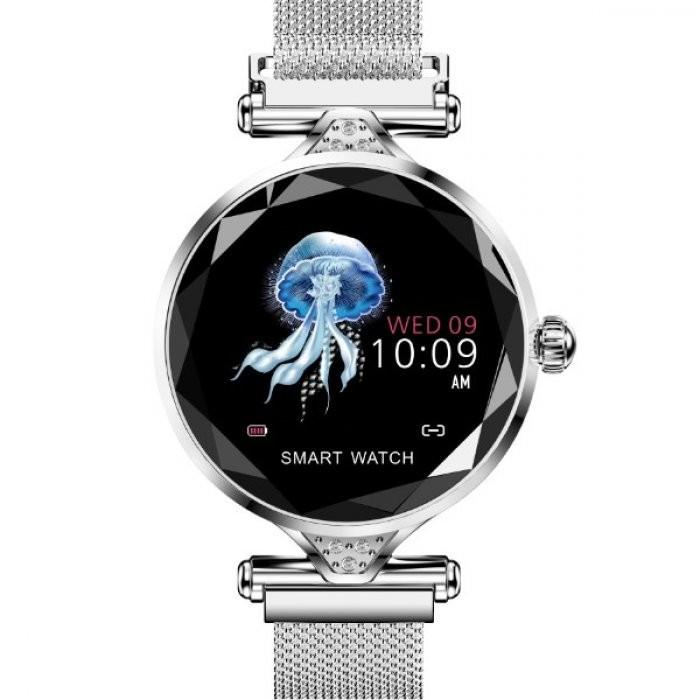 UWatch Детские часы Smart Dominika Silver